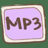 Mp3-file icon