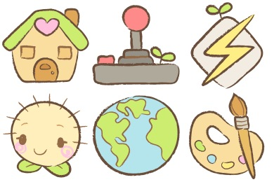 Whistlepuff Icons