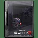 BURN E icon