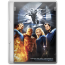 Fantastic Four Rise of the Silver Surfer icon