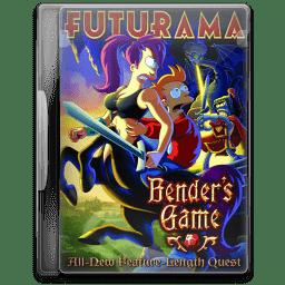 Futurama Benders Game icon