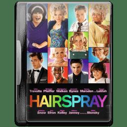 Hairspray icon
