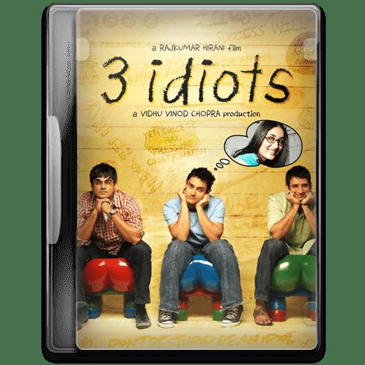 download three idiots
