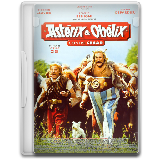 Asterix-Obelix-contre-Caesar icon