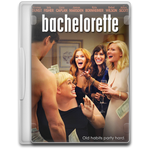 Bachelorette Icon | Movie Mega Pack 1 Iconset | FirstLine1