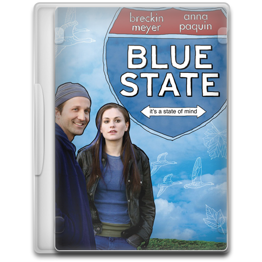 Blue-State icon