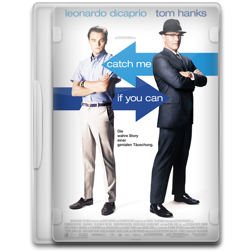Catch Me If You Can Icon   Movie Mega Pack 1 Iconset   FirstLine1
