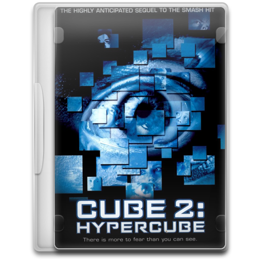 Cube 2 Hypercube Icon | Movie Mega Pack 1 Iconset | FirstLine1