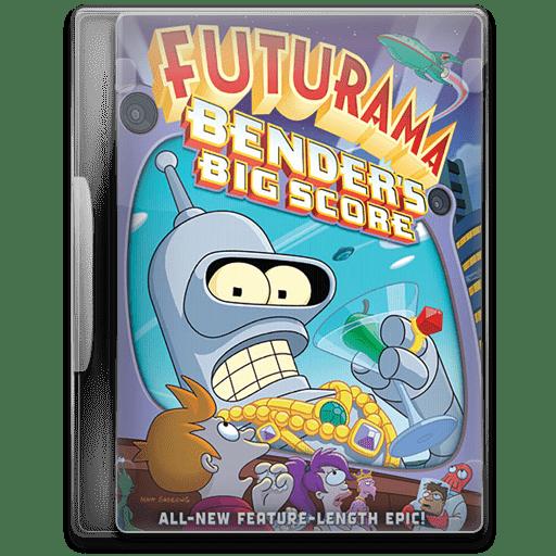 Futurama-Benders-Big-Score icon