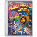 Madagascar 3 Europes Most Wanted icon