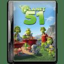 Planet 51 icon