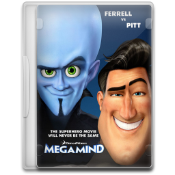 Megamind 1 icon