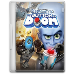 Megamind The Button of Doom icon