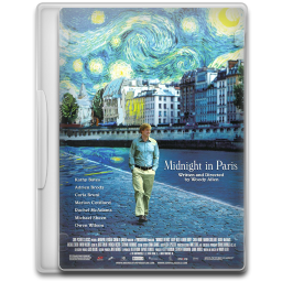 Midnight in Paris icon
