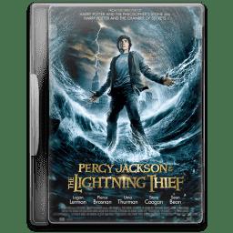 Percy Jackson the Olympians The Lightning Thief icon