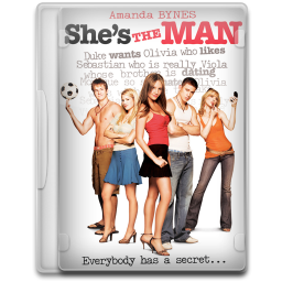 Shes the Man icon