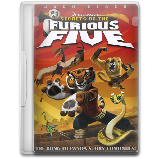 Kung-Fu-Panda-Secrets-of-the-Furious-Five icon