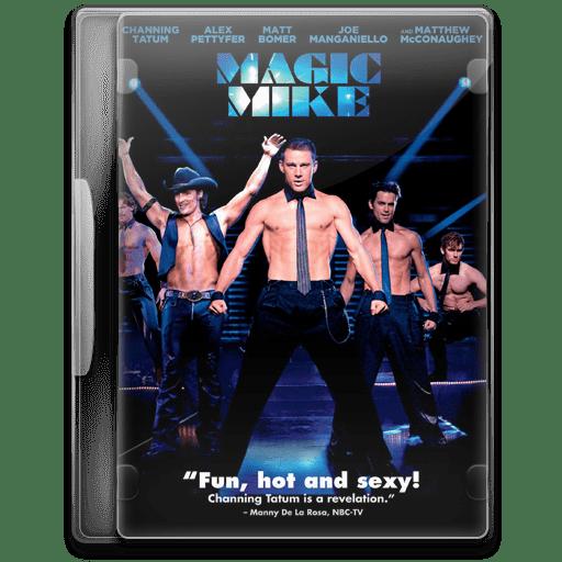 Magic-Mike icon