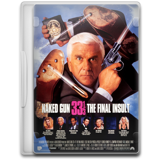 Naked-Gun-33-1-3-The-Final-Insult icon