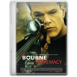 The Bourne Supremacy icon