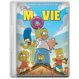 The Simpsons Movie icon