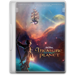 Treasure Planet icon