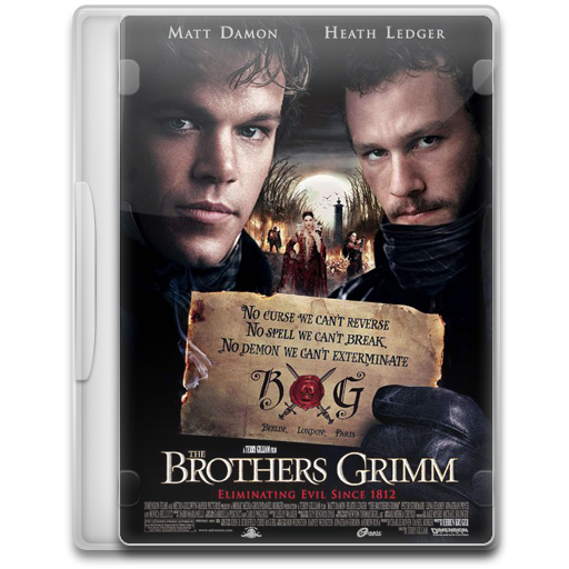 The-Brothers-Grimm icon
