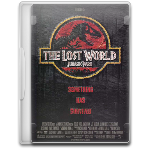 The Lost World Jurassic Park Icon | Movie Mega Pack 3