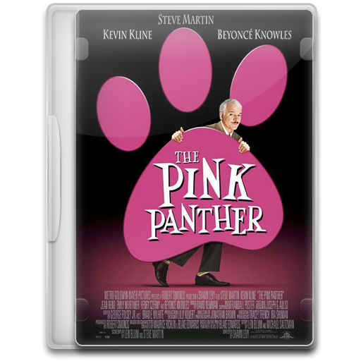 The-Pink-Panther icon