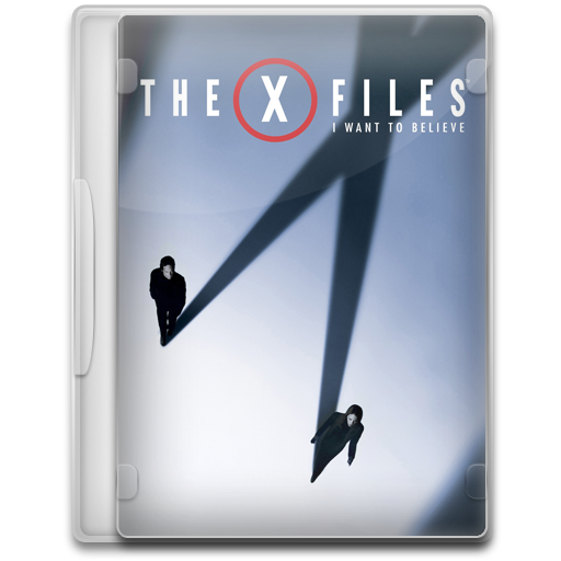 The X Files I Want to Believe icon