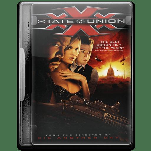 XXx State of the Union icon