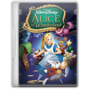 Alice in Wonderland 1951 icon