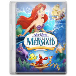 The Little Mermaid Icon