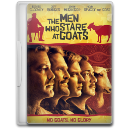 The Men Who Stare at Goats icon