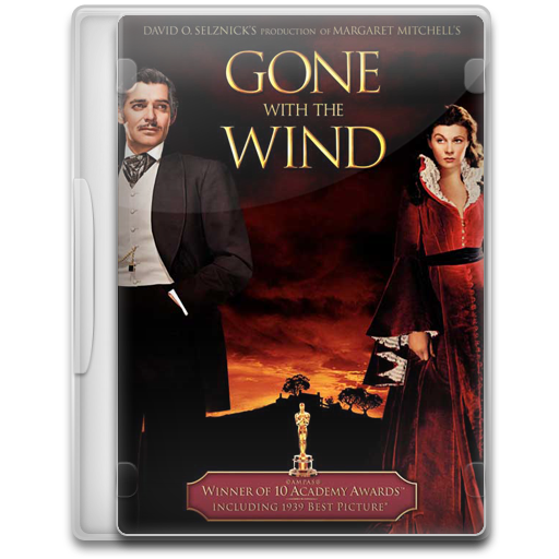 Gone with the wind icon movie mega pack 4 iconset firstline1 - Gone with the wind download ...