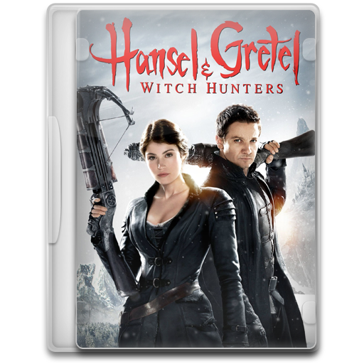 Hansel And Gretel Witch Hunters Icon Movie Mega Pack 4