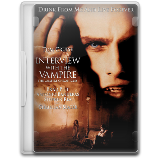 Interview with the vampire the vampire chronicles icon movie mega