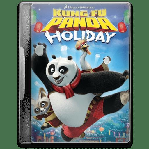 Kung Fu Panda Holiday Icon   Movie Mega Pack 4 Iconset   FirstLine1