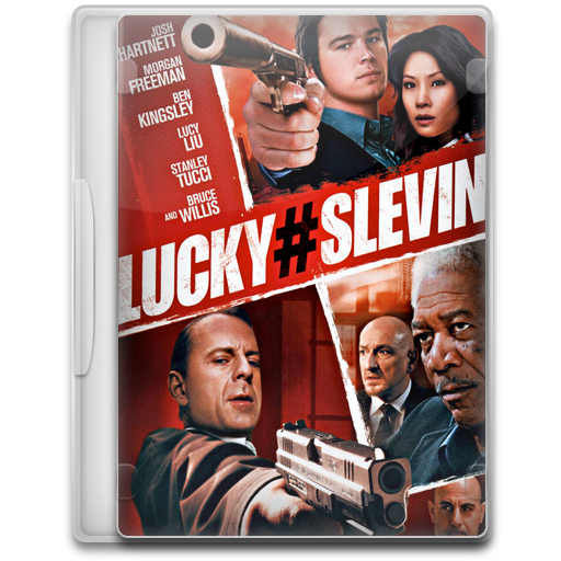 Amazon. Com: movie posters lucky number slevin 11 x 17: posters.