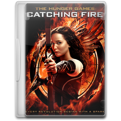 The Hunger Games Catching Fire icon