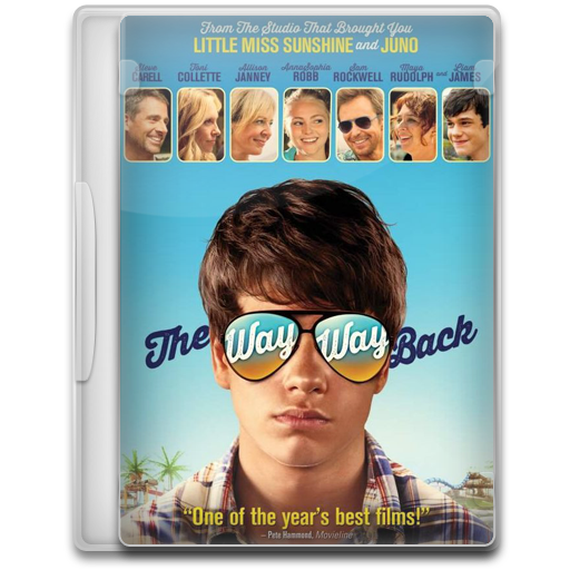 The Way Way Back icon