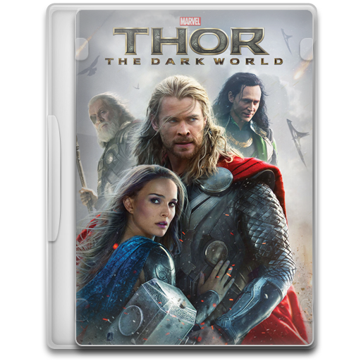Thor The Dark World Icon | Movie Mega Pack 4 Iconset ...