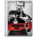 The November Man icon