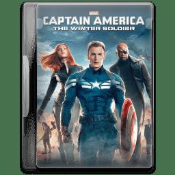 Captain America The Winter Soldier icon
