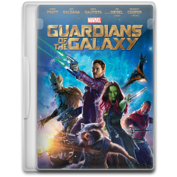Guardians Of The Galaxy Icon Movie Mega Pack 5 Iconset Firstline1