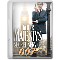 On Her Majestys Secret Service icon