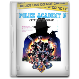 Police Academy 6 City Under Siege icon