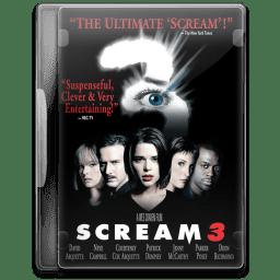 Scream 3 icon