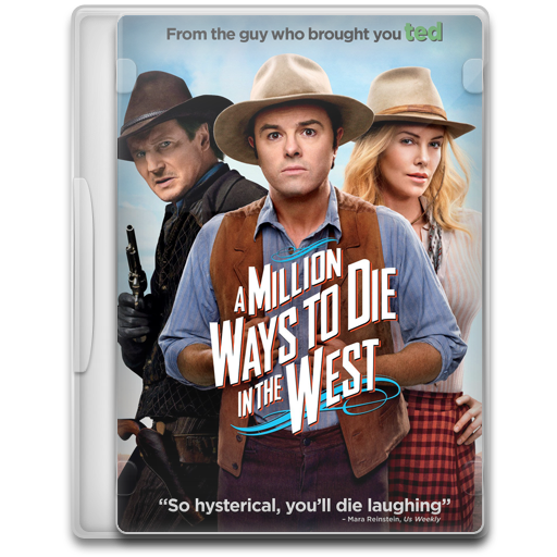 A-Million-Ways-to-Die-in-the-West icon