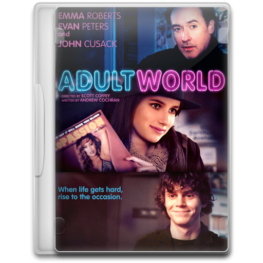 Adult World icon